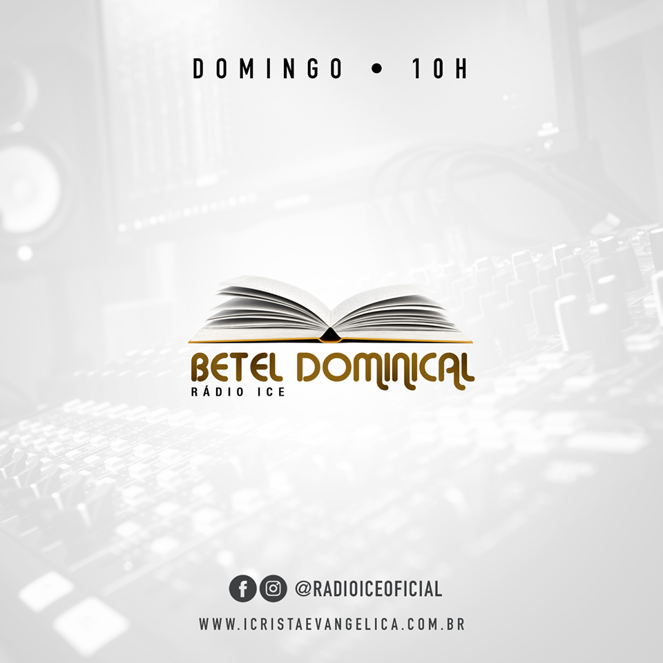 Programa Betel Dominical - Rádio Ice
